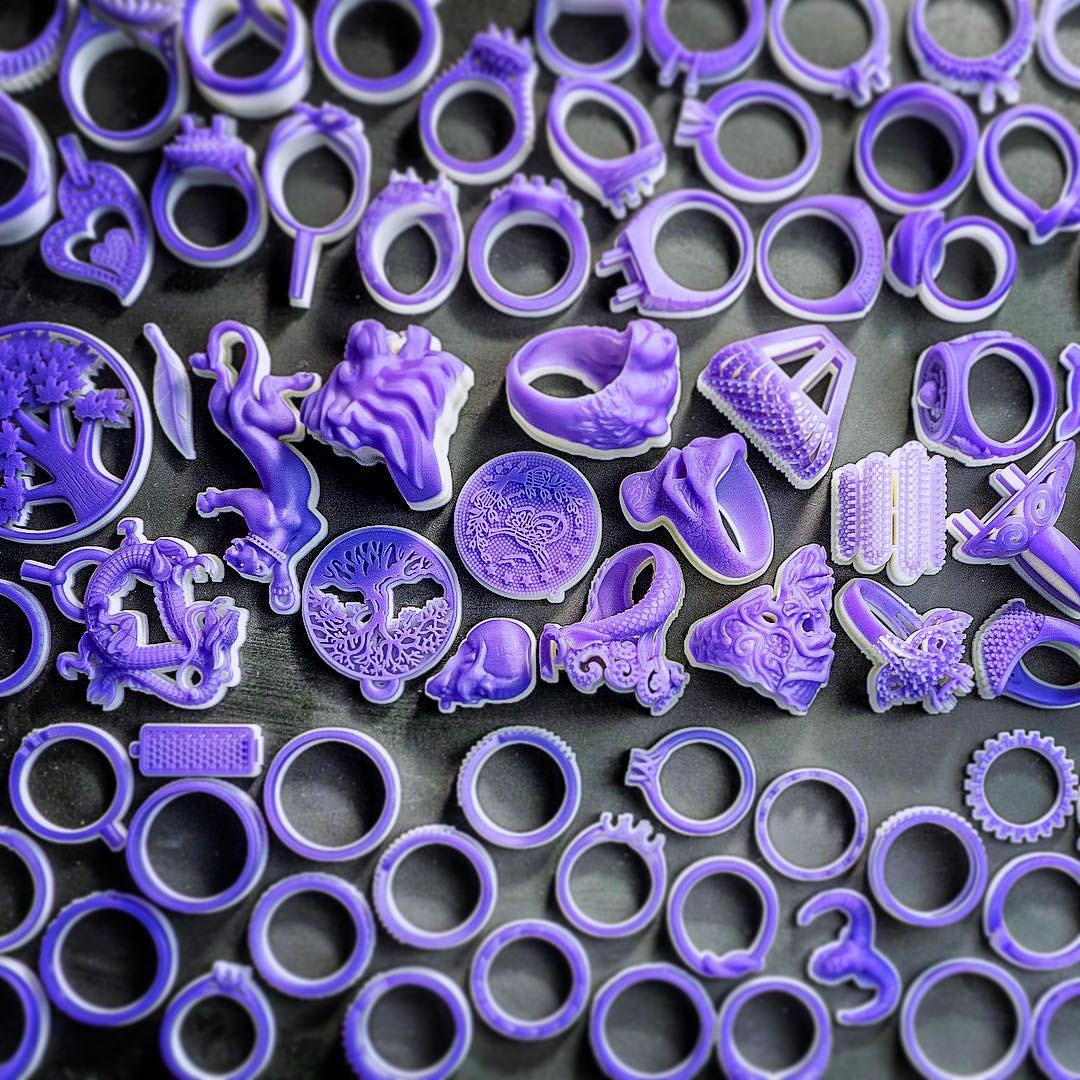 ImpCera ceras - Impresión 3D de joyería